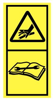 Danger mutilation, lire manuel
