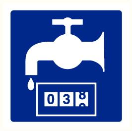 Compteur d'eau