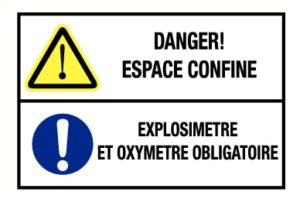 Explosimètre & oxymètre