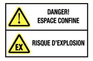 Risque d'explosion