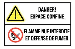 Flamme interdite