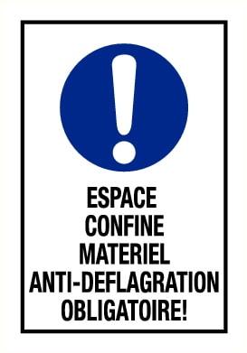Anti-déflagration