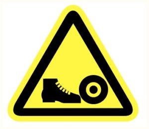 Danger pieds