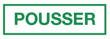 Pousser