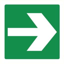 Direction à suivre
