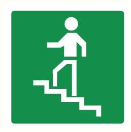 Escalier montant