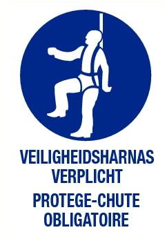 Protection anti chute obligatoire