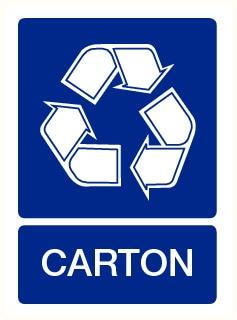 Recyclage de carton