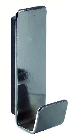 Crochet magnétique de 106x35 mm permettant de fixer sur des supports métallique des objets de maximum 4 kg