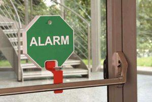 Alarme sortie secours